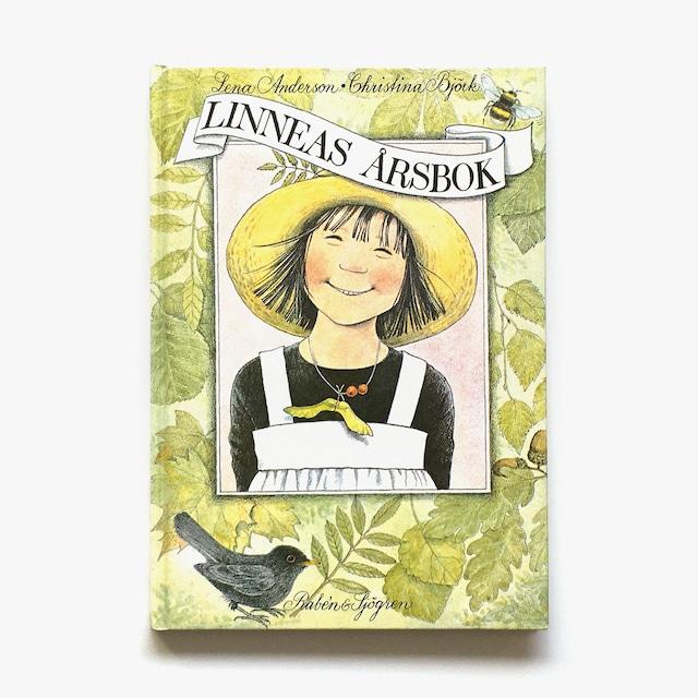 レーナ・アンデション「Linneas årsbok(リネアの12か月)」《1991-01》