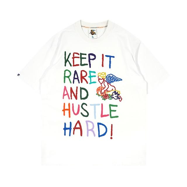 【GRAF】メッセージプリントTシャツ