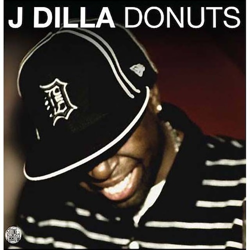 【残りわずか/LP】J Dilla - Donuts
