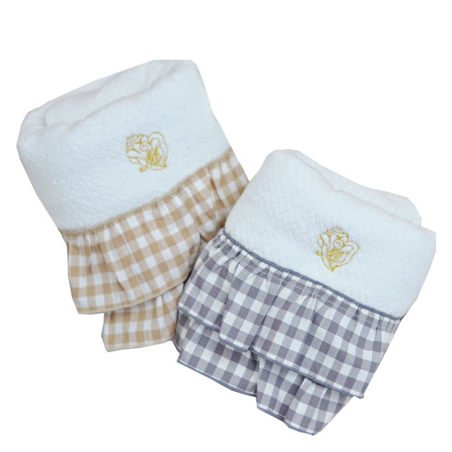 Flil towel / フリルタオル