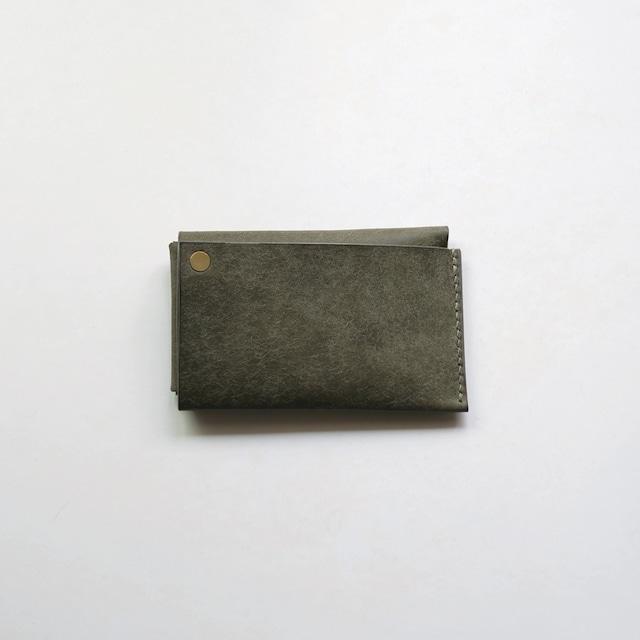 square wallet - gri - プエブロ