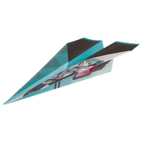 紙飛行機 ハイタカソニック 初音ミクバージョン