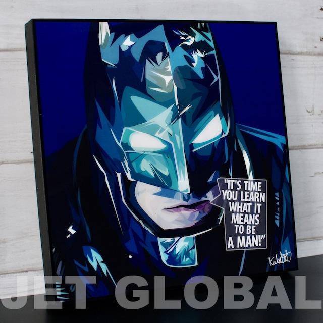 バットマン/ BATMAN VER.3 / Lサイズ 52cm / PAPDC_0008