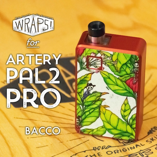 WRAPS! for ARTERY Pal 2 Pro