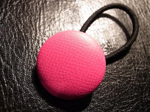 パッション ピンク・ポニーテール ホルダー(ヘアアクセサリー)