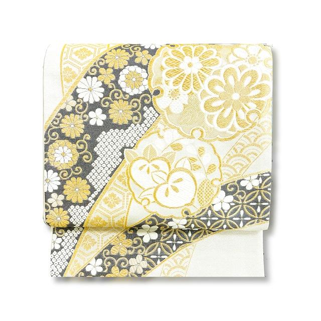 正絹袋帯 6-1890 仕立代と帯芯込み