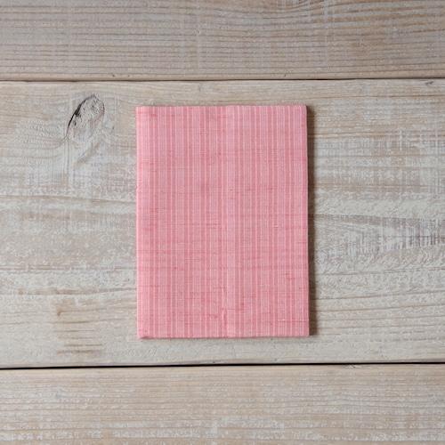 上田紬(つむぎ) ブックカバー 文庫本サイズ 絹100% 長野県産【01】