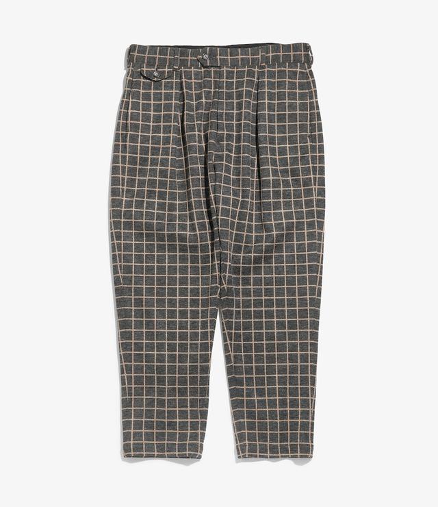 AiE  / RLJ Pant - Knit Graph Check