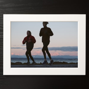 A4+α Size Paper frame「Morning Run」
