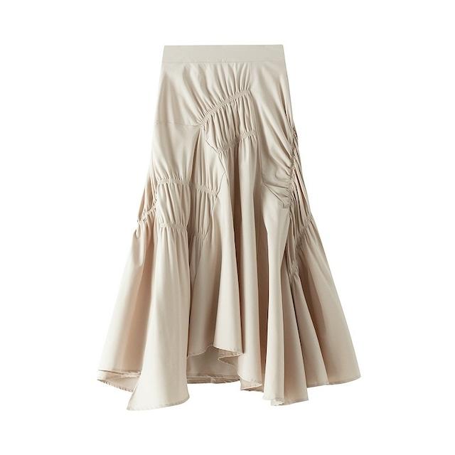 エレガントプリーツスカート 3色 【200921】