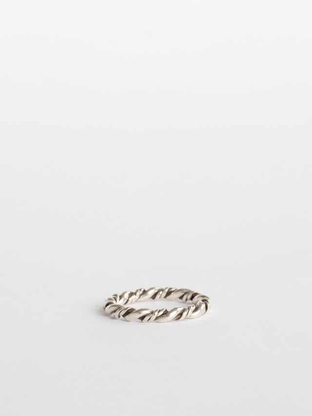 Twisted Ring / Randers Silversmith