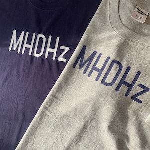 """MHDHz"" (cotton 7.1oz) ※ネイビー (S,L) 在庫無し"