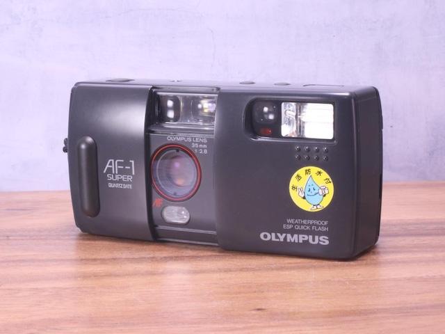 OLYMPUS AF-1 SUPER