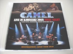 【3CDR】CAMEL / LIVE IN KAWASAKI 2018 FINAL NIGHT