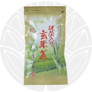 【2021年 新茶】抹茶入玄米茶ティーパック
