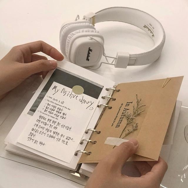 [in autumn] Paper(全4種/各10枚)