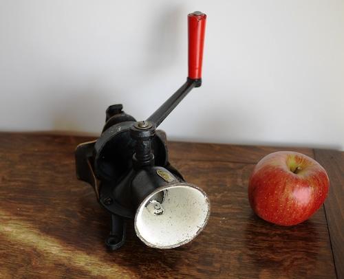 ENGLAND スポング№1 コーヒーミル 鉄鋳物 英国 手回しグラインダー