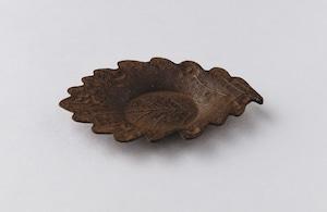 鈴木盛久工房 木の葉茶托