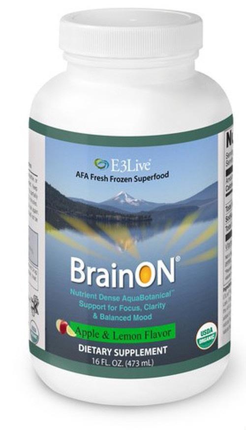 BrainON アップル&レモン味