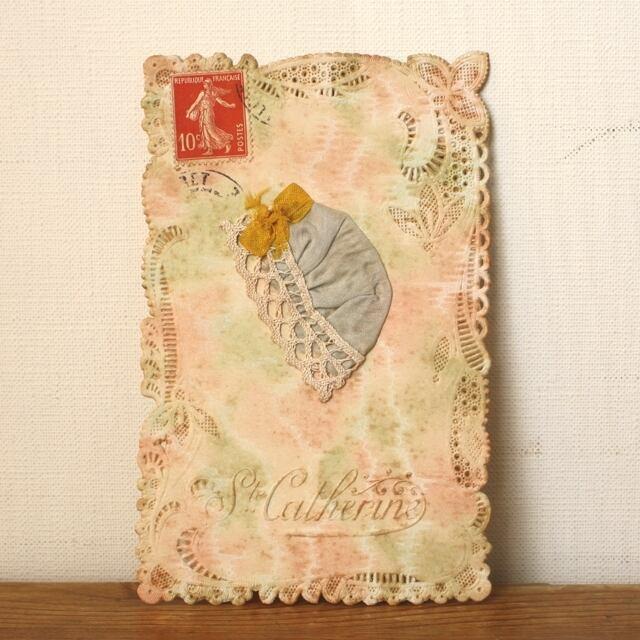 ボネカード (lace)/ vp0011