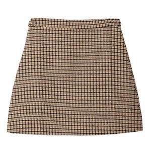 【即日発送】チェック柄スカート18091614