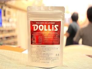 アミノ酸サプリメント DOLLiS(180錠入り)