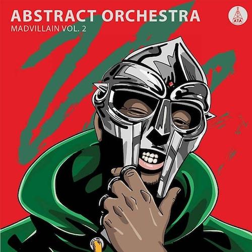 【LP】Abstract Orchestra - Madvillain, Vol. 2