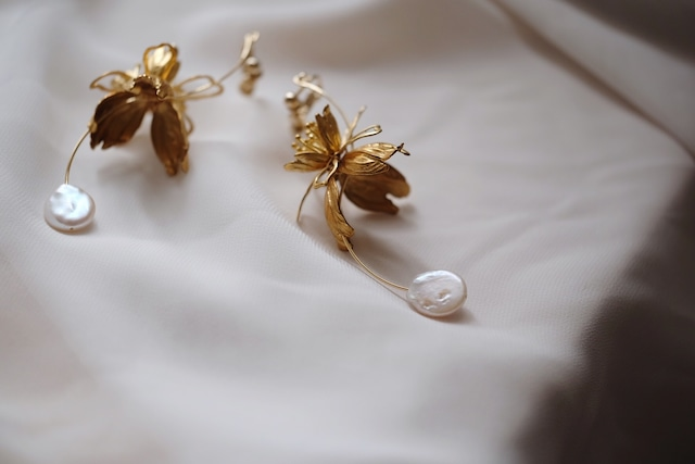 Bridal Earring・vintage・2006/sale