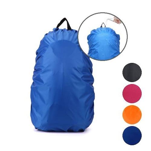 予約 リュックサック用 携帯レインカバー ザックカバー バックパック 登山 アウトドア 防水 自転車 背中 鞄 バッグ かばん ブルー ブラック シルバー ピンク オレンジ 無地 シンプル カジュアル 安い レイングッズ 雨対策 cw-a-1588