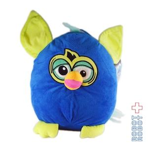 Toy Factroy社ファービーぬいぐるみブルー 紙タグ付