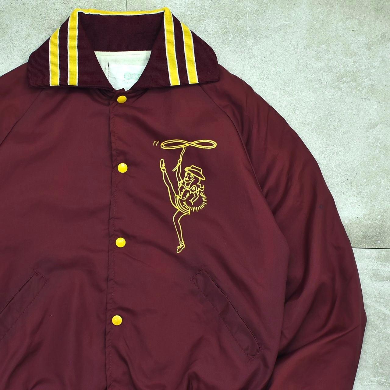 80s HAYDENS nylon stadium jacket Made in USA
