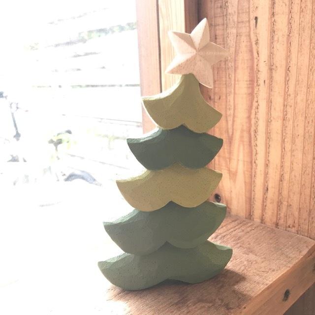 【polepole (ぽれぽれ、ポレポレ)】 クリスマス/ヨウルシリーズ/グリーンツリーM