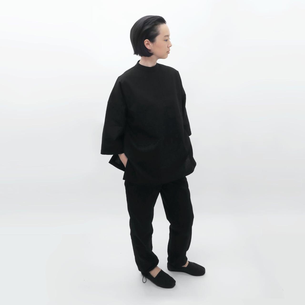 受注制/綿麻キャンバス/パンツ/P-3