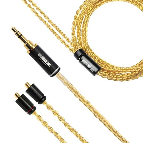 翠嶂  (すいしょう)  : NOBUNAGA Labs SUPREME ::3.5mmステレオミニ Pentaconn earリケーブル