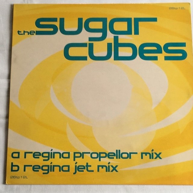 【12inch・英盤】Sugarcubes / Regina
