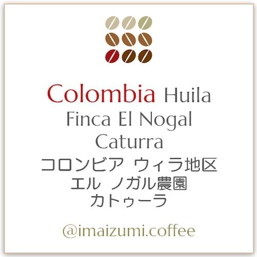 【送料込】コロンビア ウィラ地区エル ノガル農園 カトゥーラ - Colombia Huila Finca El Nogal Caturra - 300g(100g×3)