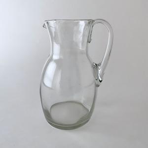 Vintage Clear jug  ヴィンテージのジャグ 1
