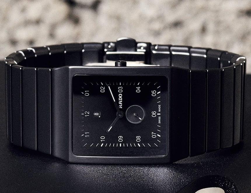 【RADO ラドー】New Ceramica ニュー セラミカ(2桁インデックス)/国内正規品 腕時計