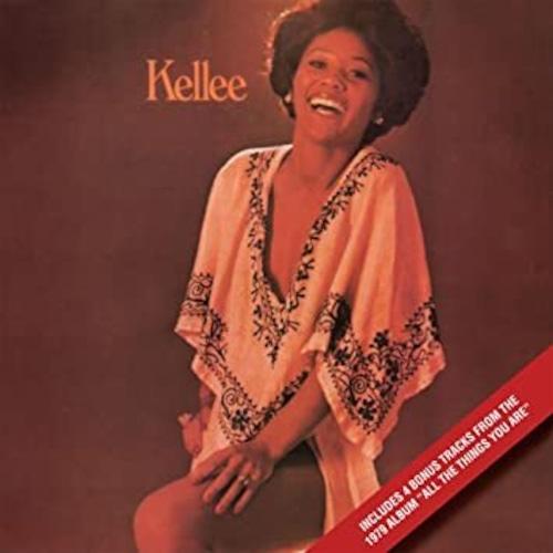 【RSD/ラスト1/LP】KELLEE PATTERSON - KELLEE  -LP-