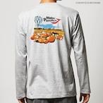 ハロウィーン限定商品! Halloween005: 長袖Tシャツ:パンプキンメーカー 5.6オンス ロングスリーブ Tシャツ