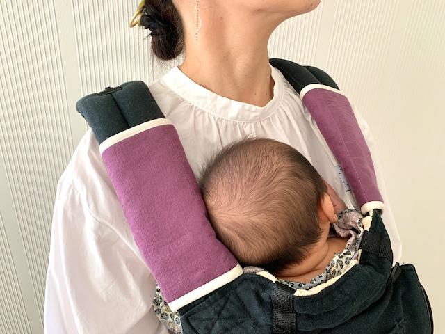 授乳の時に便利な小さめのクッション・はりねずみ
