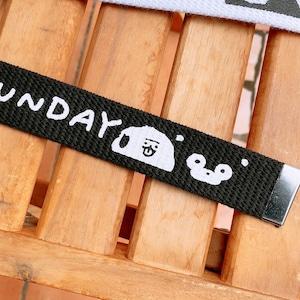 EVERYDAY SUNDAY ガチャベルト