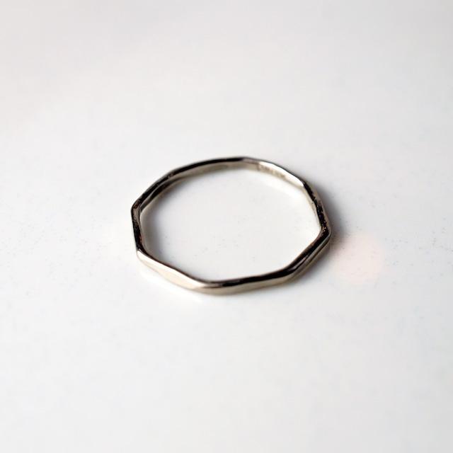 Phalange ・Pinky Ring / The Octagon (WG)