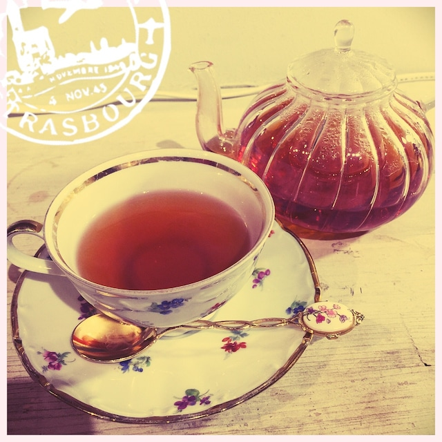 【フレーバーティー.紅茶】フレグランス オブ チェリッシュ