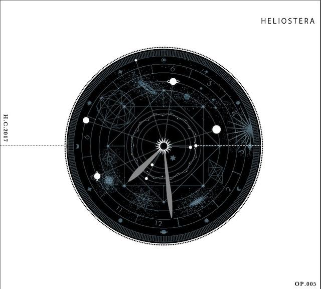 『the time now,2017』 太陽系時空間地図・地球暦・音楽シリーズ