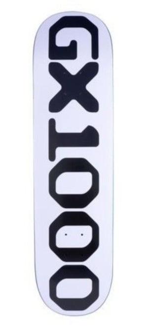 GX1000 OG LOGO 8.125  ジーエックス1000