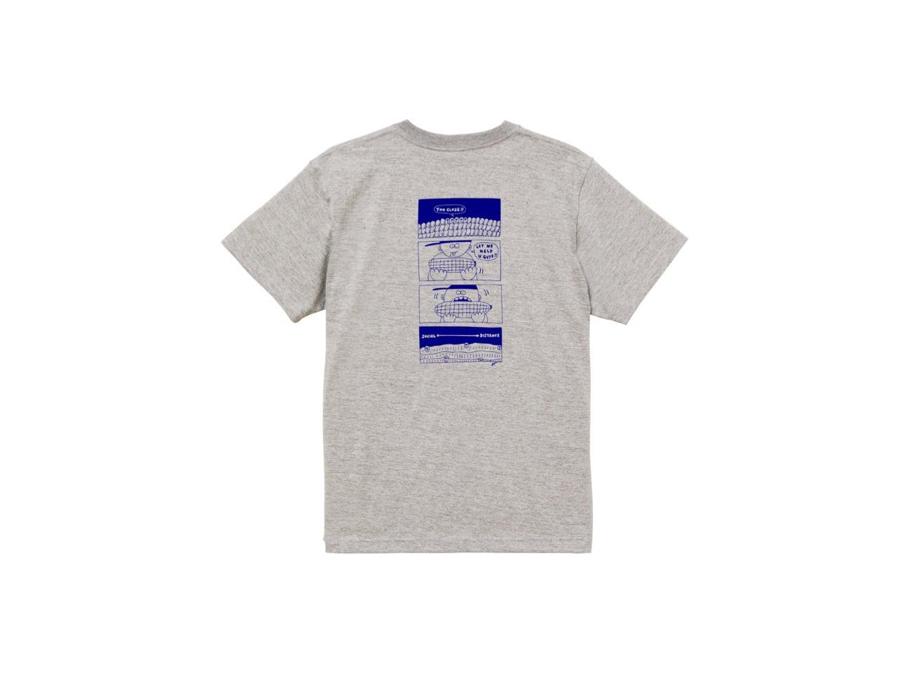 SHI x coguchi corn SD T-shirts (OTM/NV)