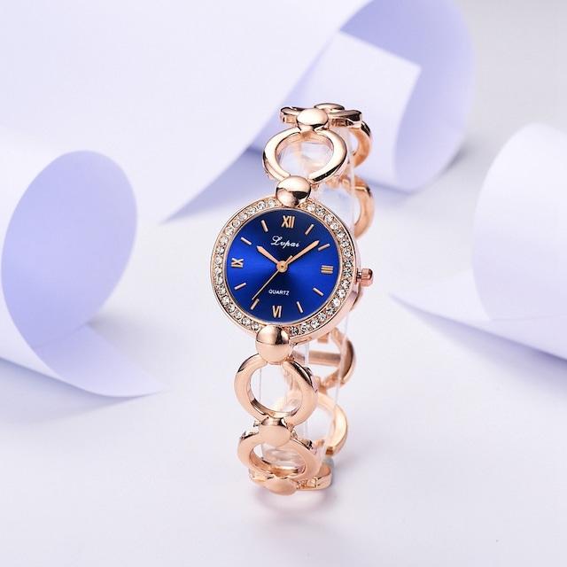 LVPAI LT-M1787(blue) レディース腕時計