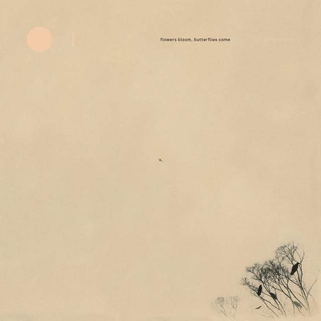 【CD】Observatories (Ian Hawgood & Craig Tattersall)「flowers bloom,butterflies come」(IIKKI)