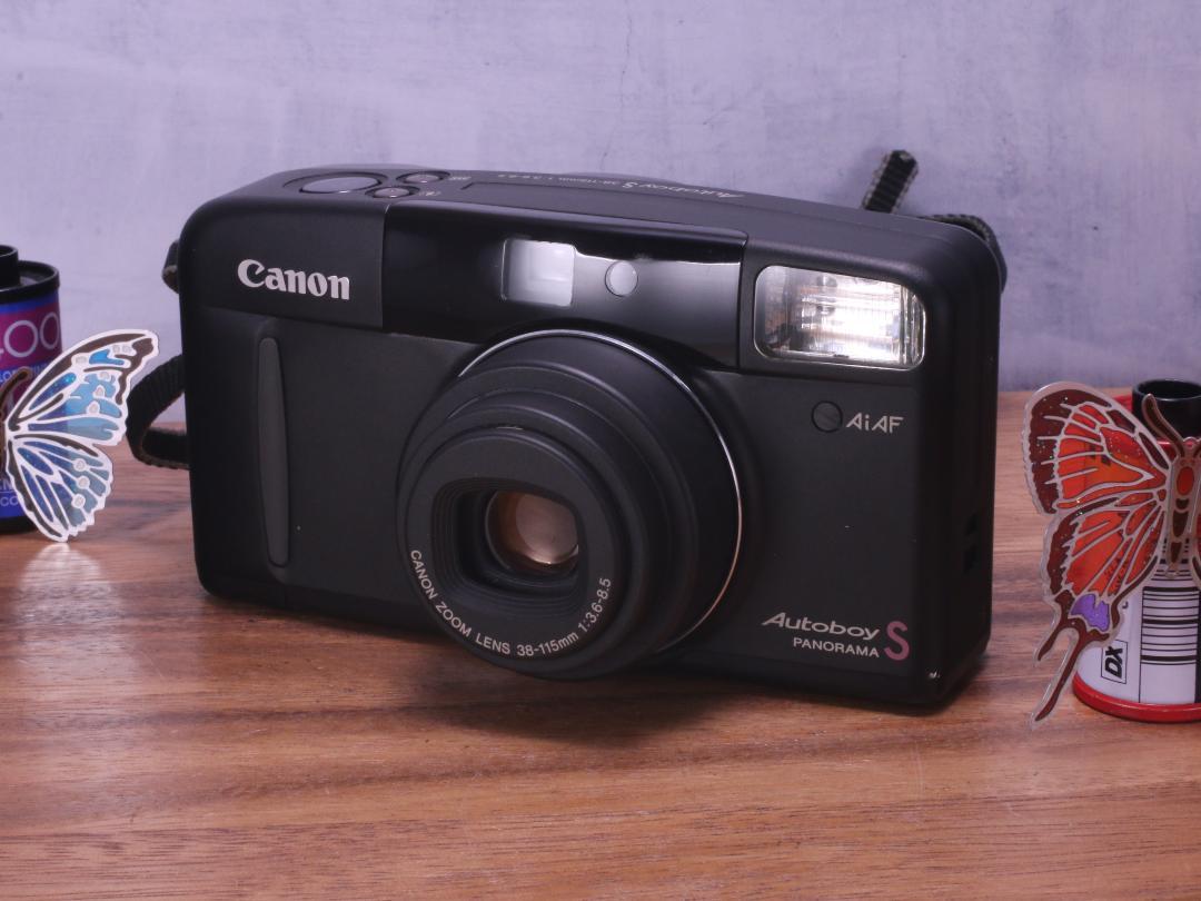 Canon Autoboy S Black